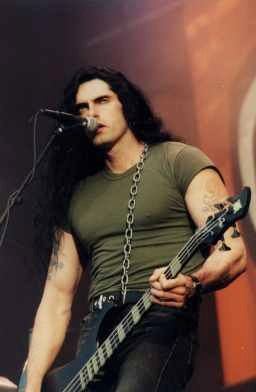 Consider, that Peter steele nude